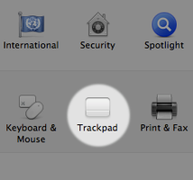OSX Trackpad replacement icon by LordKokkei