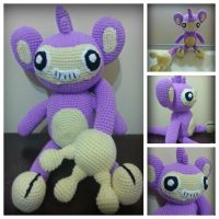 #190 Aipom by gardensofmay