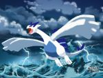 Lugia by ThomasandStanley