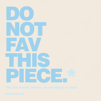Do Not Fav This Piece. by xoja