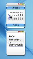 Mac Stripe 2 by WolfvanWhite