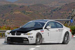 BMW M3 by berger-stahl