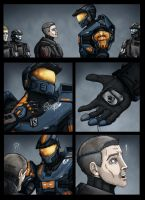 Halo: DogTag Origins Page 2 by Guyver89