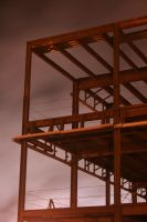 Steel Frame by 611productions
