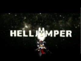 Xx The Helljumper of LoneWolf xX by SuperSonic124TH