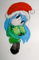 Have a Creeper Christmas :D by BeeTrue