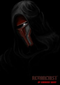 Darth Revan by EnGhedi