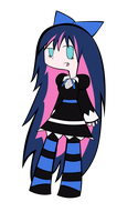 Stocking - Panty and Stocking with Garterbelt by iSmellMusic