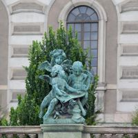 The Putti Of Stockholm by Quit007