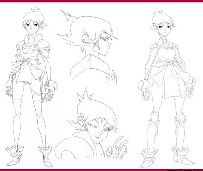 Character and clothes design by CREONfr