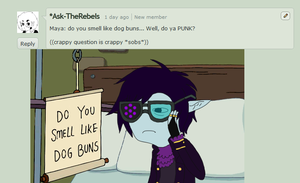 DOG BUNS by DONTAsk-PrinceOfWebs