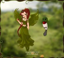 Ayame is the Queen of the Animal Fairie's by Sakurafangurl2009