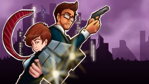 ImmortalHD and Slyfox plays Saints Row 3 by CypherDen