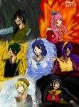 Seven Dragons: My FT New Generation by AmyJ16