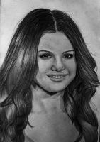 Selena Gomez by siinned101