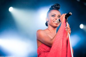 MORCHEEBA, Skye Edwards by JasperGrom