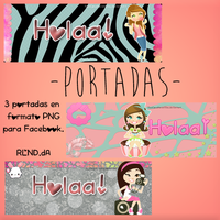 #Pack 01 - Portadas by RealLoveNeverDies