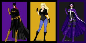 Birds of Prey by EthereaS