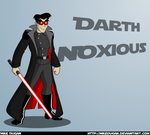 Star Wars OC - Darth Noxious by MikeDugan