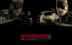 MGS4 - Double Take Snake by HuGo07