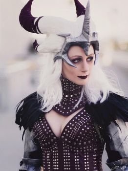 Dragon Age Cosplay by SNTP