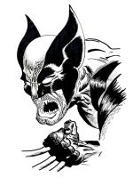 Wolverin by ViviCastle