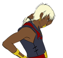 Ren, Pirates of Dark Water by DullerSnowcat