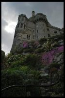 St Michael's Mount by sensiart