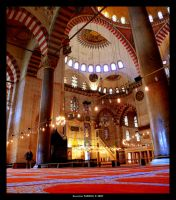 Suleymaniye Mosque by gianf
