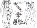 costume design - clary by far-eviler