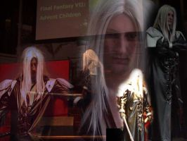 Sephiroth Cosplay by Trixen