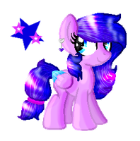 MLP Adoptable Auction 1 -CLOSED- by XBluexMoonX