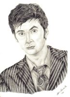 David Tennant by emmylou1012