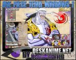 Arlong Theme Windows 7 by Danrockster