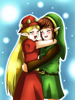 Happily together by General-Link