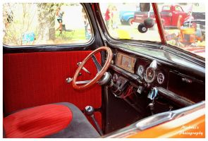 Ford Truck Interior by TheMan268