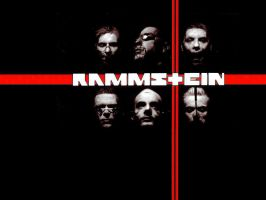 Rammstein Wallpaper 3 by Ozzyhelter