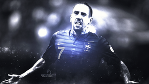 Franck Ribery - Effect by selcukinan8