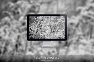 fake the snow wp by IgorKlajo