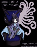 King for a 1000 years by Zlukaka