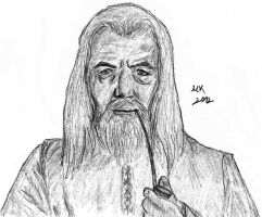 Lord of the rings by Kuliev