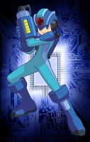 Rockman_Megaman Tribute by RiderB0y