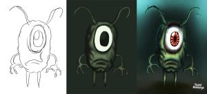 Proceso Plankton by IsaacMontoya