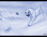 Whiteout - Rite of the Hunt by InstantCoyote