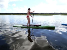Stand and Paddle SUP 5232 by PaddleGallery