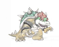 Bowser by Taggerung1
