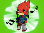 Chibi Jack by Jack-the-hedgehog15