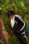 Yato (Noragami) - Angry by Snowblind-Cosplay
