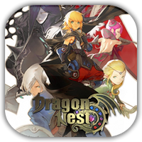 Dragon Nest Game Icon by Wolfangraul