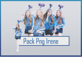 Pack Png Irene by alwaysmile19